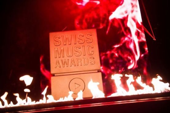 Swiss Music Awards mit Kategorie Songwriter